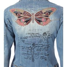 Odd Molly # 585 light denim jacket, size 4 (3)