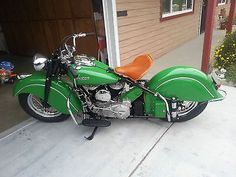 Beautiful 1948 Indian Chief
