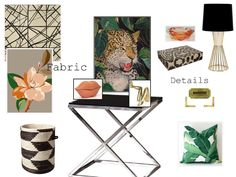 {RE}cycled consign and design: Leopard and Lacquer....