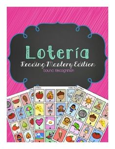 Want a great game to reinforce reading skills? Lotera is a great game to continue practicing sound recognition, perfect for end of the year celebrations, tutoring, or literacy night. Your students will enjoy celebrating and sharing some of their best memories from home while still practicing their reading skills.