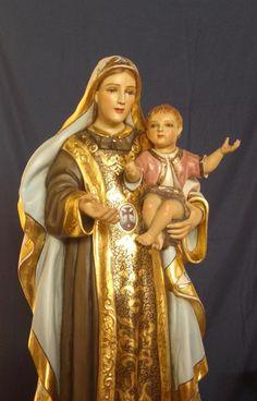 Our Lady of Carmel | Susanna Chávez