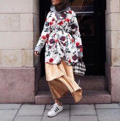 Ganni street style | Linn Eklund | Greenwood Coat
