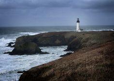 Yacquina Head Lighthouse, Newport, OR