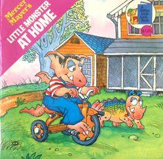 Mercer Mayer's Little Monster At Home by Lonestarblondie on Etsy