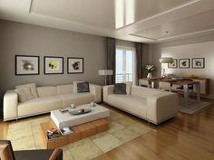 Modern Living Room Color Inspiration