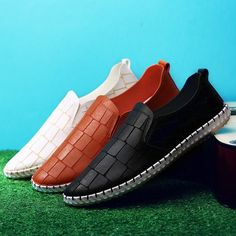 355752b68f8 Men Simple Casual Sneakers Loafers Shoes