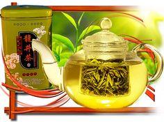 Чай зеленый - ЛунЦзин (Long Jing) 1-й сорт