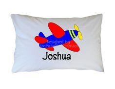 NEW Personalized Pillowcase Custom Pillowcase Cowboy Pillowcase Nursery Pillowcase Toddler Pillowcase Custom Bedding