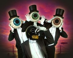 THEORY OF OBSCURITY: A New Film About The Residents