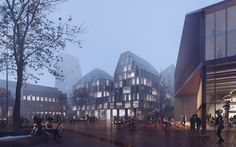 """Gallery of Schauman & Nordgren Architects Wins Competition for """"City of Gardens"""" Masterplan in Finland - 1"""