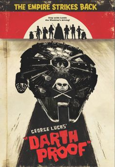 George Lucas' DARTH PROOF [USA. 2007. David CORDELL]