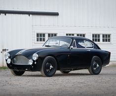 This recently restored 1958 Aston Martin DB2/4 Mk III is one of our top choices from the upcoming Monterey Auction due to take place on the 16th to...