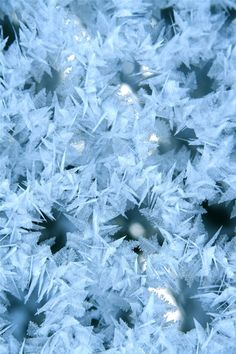 Submission to Beautiful Ice And Snow Formations That Look Like Art' Snow And Ice, Fire And Ice, Ice Aesthetic, Ice Art, Ice Crystals, Winter Scenery, Winter Wonder, Patterns In Nature, Belle Photo