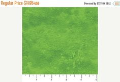 Clearance Sale Toscana ~Rainforest Green~Cotton Fabric, Quilt,by Northcott Fast Shipping,SB270