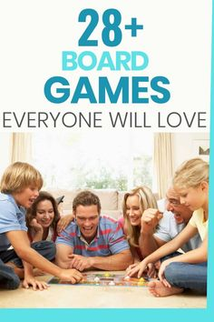 A collection of the best family board games. Perfect for family game night. There's a board game on this list for everyone in your family! Includes ideas for party game night for the kids are in bed or away at their grandparents. Best Family Board Games, Family Fun Games, Family Boards, Board Games For Kids, Family Game Night, Indoor Activities For Kids, Fun Challenges, Family Traditions, Business For Kids