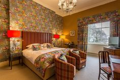 Hall Room, Windermere, Lake View, Rooms, Interiors, Bedroom, Furniture, Home Decor, Bedrooms
