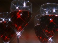 red wine glass sparkle vintage party alcohol tumblr