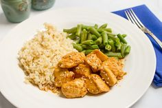 A 5-ingredient, 15-minute honey garlic chicken with an addictively delicious sauce - a perfect weeknight dinner recipe!