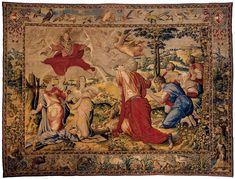 The Bible Through Artists' Eyes Exploring the diverse Christian tradition as expressed in art