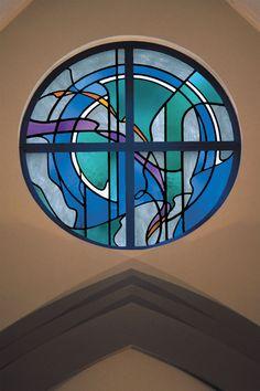 Evangelical Lutheran Church of the Atonement  (Artwork #107)  Wyomissing, Pennsylvania