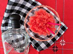 Receta Otro : Margarita de sandía por AliciaHierbabuena