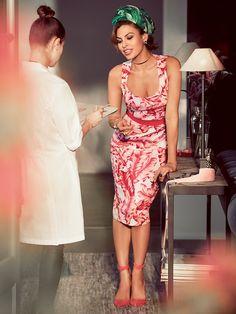 New York & Company x Eva Mendes Aline Dress ($79.95)