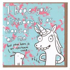 Magical unicorn birthday card magical unicorn print print and magical unicorn birthday card magical unicorn print print and unicorns bookmarktalkfo Image collections