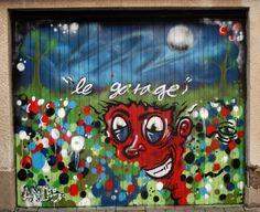 Robert Garage Door by ANDS