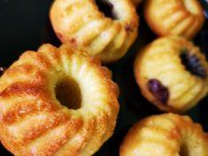 Karácsonyi mini kuglófok (Gluténmentes, Diabetikus) | Slimgastro receptje - Cookpad receptek