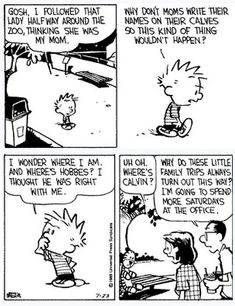 Calvin And Hobbes, My Mom, Family Travel, Shit Happens, Thoughts, Writing, Comics, Family Trips, Comic Books