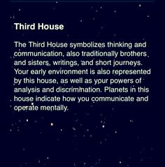 Third house meaning in astrology. Astrology Numerology, Zodiac Signs Astrology, Astrology Chart, Astrology Houses, Numerology Chart, House Numerology, Zodiac Houses, Astrology Report, Astrological Symbols