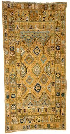Moroccan carpet-antique piece