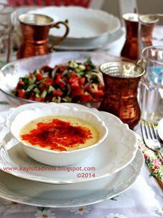 Kayısı Tadında Tarifler: Karabuğday Çorbası