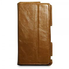 Tan Nappali Hand-Crafted Genuine Leather Case for Samsung Galaxy Note 3