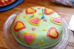 Bilderesultat for bursdagskake jente