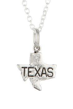 Alisa Michelle Texas State Necklace on #HauteLook