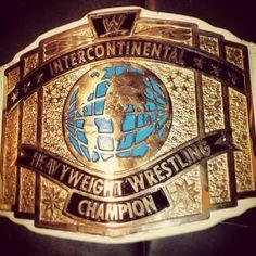 WWE Intercontinental Championship Wwe Intercontinental Championship, Wwe Belts, Wwe 2k, Favorite Pastime, Wwe Photos, Professional Wrestling, Wwe Superstars, My Favorite Part, Mma