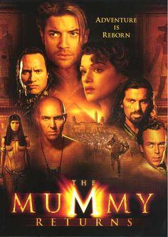 the movie mummy II - Google Search