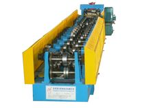 The #cold #roll #forming operation guarantee the strength of materials, and quality promotion, increase work efficiency, easy the operation.http://goo.gl/jQfXDW