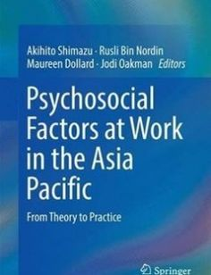 Psychosocial Factors at Work in the Asia Pacific free download by Akihito Shimazu Rusli Bin Nordin Maureen Dollard Jodi Oakman (eds.) ISBN: 9783319443997 with BooksBob. Fast and free eBooks download.  The post Psychosocial Factors at Work in the Asia Pacific Free Download appeared first on Booksbob.com.