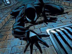 Comics Amazing Spider-man Back in black Black Spiderman, Amazing Spiderman, Spiderman Art, Spiderman Symbiote, Marvel Venom, Marvel Art, Marvel Heroes, Marvel Characters, Marvel Universe