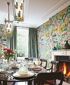 Beautiful, colorful wallpaper