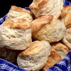 I normally stick with the Pillsbury version of biscuits because they taste better than what I make, but no more!  These biscuits are AMAZING and take no time at all!