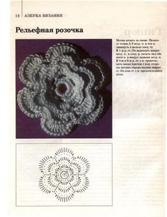 Russian crochet book