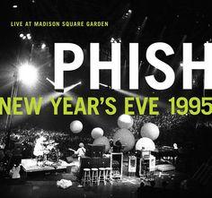 Phish - New Year's Eve 1995: Live at MSG_RSD 2015_Vinyl Record LP_Ltd Edition