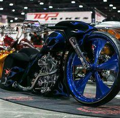 Custom Baggers, Custom Harleys, Custom Bikes, Ride Or Die, My Ride, Bagger Motorcycle, Harley Bobber, Suv Cars, Great Pic