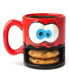 Another great find on #zulily! Crazy for Cookies Coffee Mug #zulilyfinds