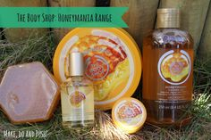 Honeymania from The Body Shop #beauty