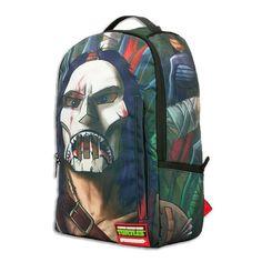 Sprayground TMNT Casey Jones Backpack