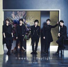2016年5月18日 I seek/Daylight 初回限定盤①